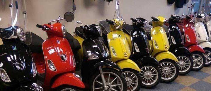Scooter kopen goedkoop en makkelijk