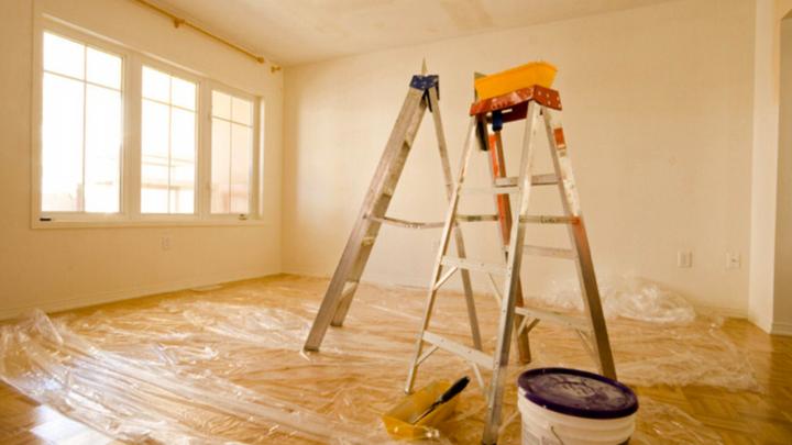 Het uitvoeren van schilderwerken Sint-Oedenrode